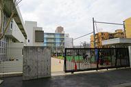 新校舎正門