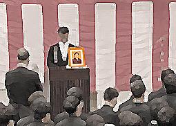 130回生卒業式