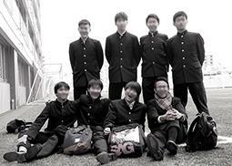 130回生卒業式1